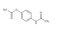 Acetaminophen impurity (Paracetamol Impurity H)