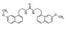 Agomelatine Impurity II