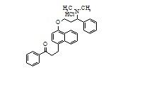 Dapoxetine Impurity 2 HCl