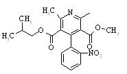 Dehydro nisoldipine