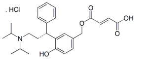 Fesoterodine Diol Fumarate Este