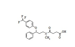 Fluoxetine Related Compound C