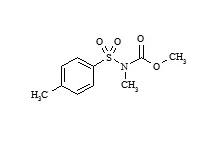 Gliclazide Impurity (Methyl N-Methyl-p-Tolysulphoncarbomate)