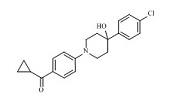Haloperidol Cyclopropyl Derivative