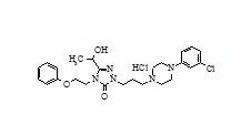 Hydroxy Nefazodone HCl