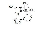 Hydroxy Timolol