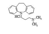 Imipramine HCl (Clomipramine HCl EP Impurity B HCl)