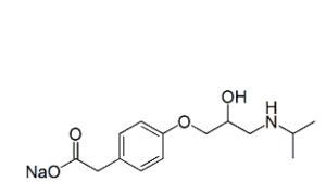 Metoprolol Acid Sodium Salt