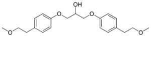Metoprolol Bis Propanol