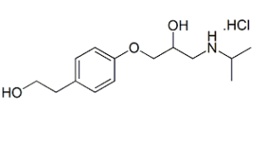 Metoprolol EP Impurity H (HCl Salt)