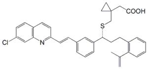 Montelukast Impurity B