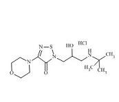 N-Linked Timolol Impurity HCl