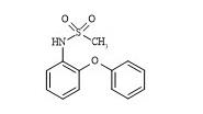 Nimesulide Impurity B