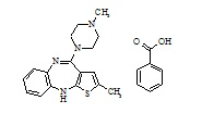 Olanzapine Benzoate