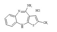 Olanzapine Related Compound HC