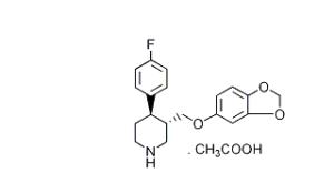 Paroxetine Acetate