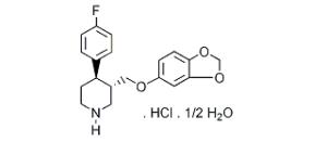 Paroxetine HCl Hemihydrate