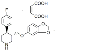Paroxetine Maleate
