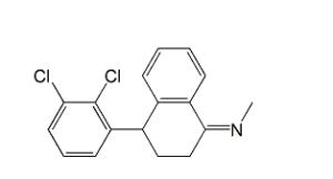 Sertraline 2,3-Dichloro Tetralone Methanamine Racemate