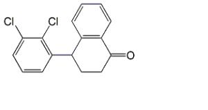 Sertraline 2,3-Dichloro Tetralone Racemate