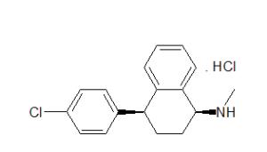 Sertraline 3-Deschloro Impurity