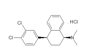 Sertraline Dimethylamino Analog