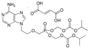 Tenofovir Disoproxil Desmethyl Fumarate
