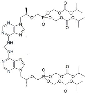 Tenofovir Disoproxil Dimer