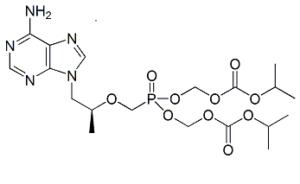 Tenofovir Disoproxil (S)-Isomer