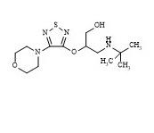 Timolol impurity B (racemic)