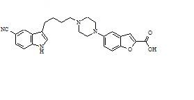 Vilazodone Carboxy Acid