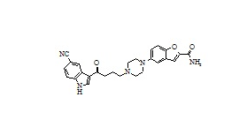 Vilazodone Impurity 17