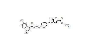 Vilazodone Impurity 19