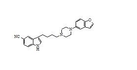 Vilazodone Impurity 3