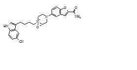 Vilazodone Impurity C (Vilazodone N-Oxide)