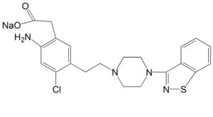Ziprasidone Impurity C