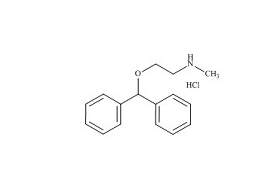Diphenhydramine Impurity A HCl (Dimenhydrinate Impurity F HCl