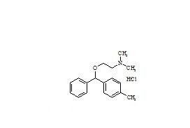 Diphenhydramine Impurity B HCl