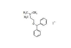 Diphenhydramine Methiodide