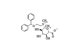 Diphenhydramine N-Glucuronide