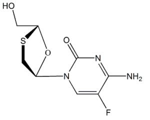 Emtricitabine 5-Epimer