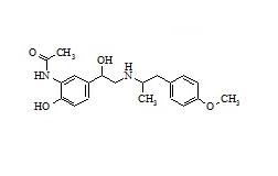 Formoterol Impurity C (Mixture of Diastereomers)