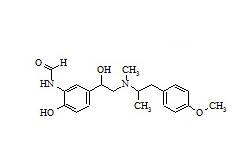 Formoterol Impurity D (Mixture of Diastereomers)