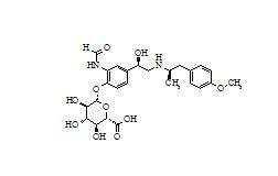 Formoterol Phenolic Glucuronide
