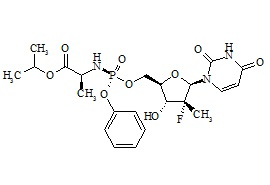 Sofosbuvir (2R)-Methyl Impurit
