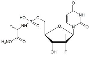 Sofosbuvir O-Desisopropyl O-Desphenyl Impurity