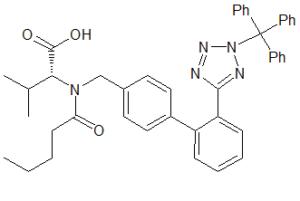 Valsartan N2-Trityl R-Isomer