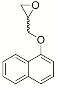 α-Naphthyl Glycidyl Ether