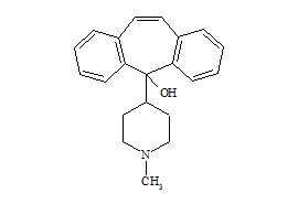 Cyproheptadine Related Compound C