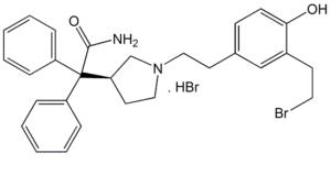 Darifenacin 4-Hydroxy Impurity